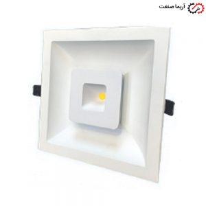 چراغ دکوراتیو مربع