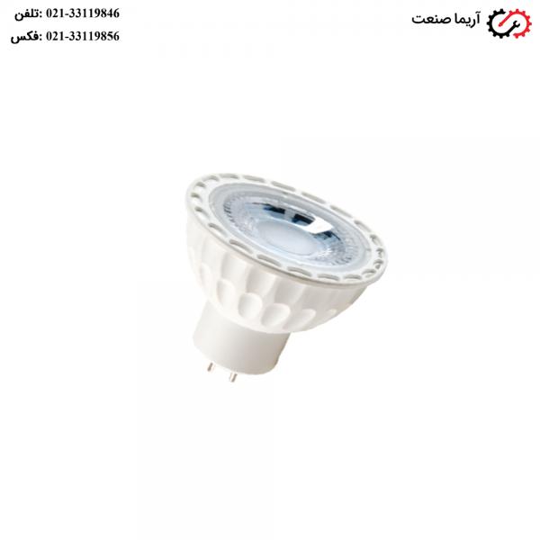 لامپ ال ای دی هالوژنی 7 وات کالیوز با پایه سوزنی