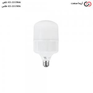 لامپ استوانه ای 30 وات افراتاب با سرپیچ E27
