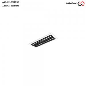 چراغ توکار LED زاویه پذیر