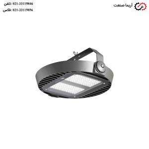 چراغ روکار IP66 ال ای دی 140 وات مازی نور مدل هرکولد