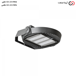 چراغ IP66 خیابانی 104 وات مازی نور مدل ساترن