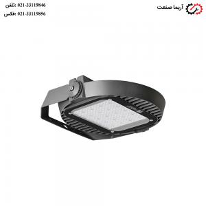 چراغ ای ای دی خیابانی IP66 مازی نور مدل ساترن