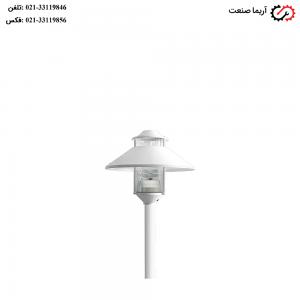 چراغ پارکی LED ضدنم و غبار 125 وات مازی نور مدل فلورا
