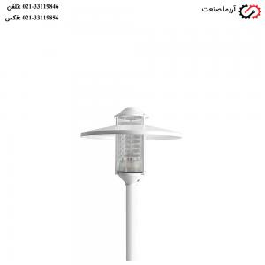 چراغ پارکی LED ضد نم و غبار 125 وات مازی نور مدل فلورا