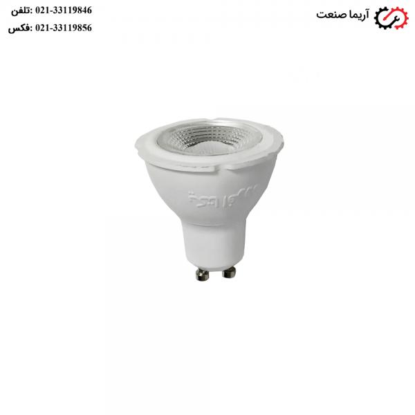 لامپ هالوژن 8 وات SMD یکتا افروز با سرپیچ پایه استارتی